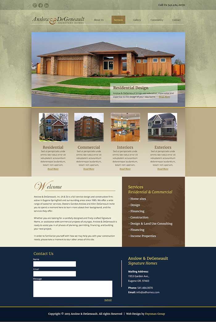 Web design eugene oregon marketing for Sheppard motors eugene oregon