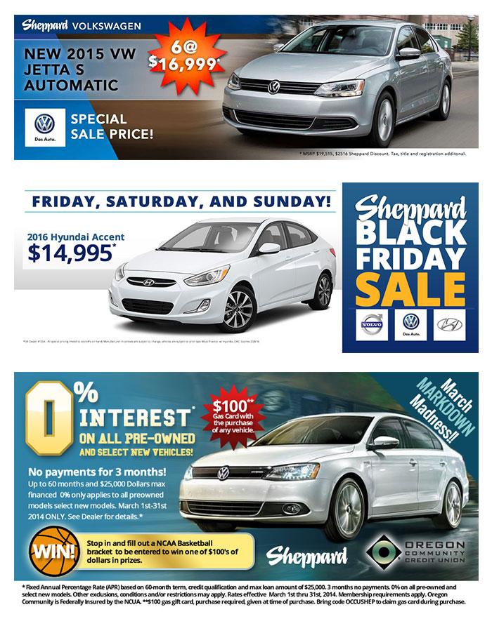 Sheppard Motors Misc Eugene Oregon Marketing
